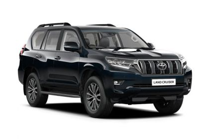 Toyota LandCruiser SUV SUV 4wd 2.8 D 204PS Invincible 5Dr Auto [Start Stop] [7Seat Sunroof]