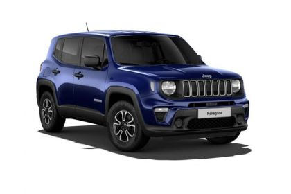 Jeep Renegade SUV SUV 1.0 GSE T3 120PS 80th Anniversary 5Dr Manual [Start Stop]